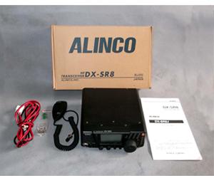 ALINCO無線機 付属品例