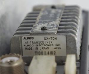 ALINCO無線機 ラベル例