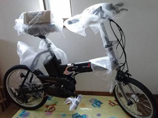 電動自転車 新品